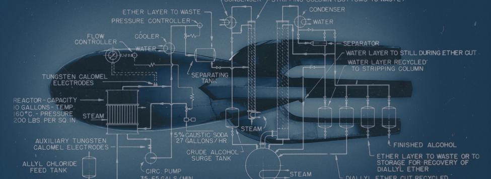 Fine Art: RX 6299 Rocket Schematic